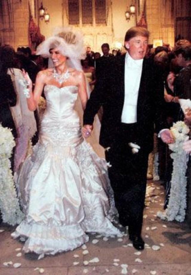 melania trump wedding ring | Wedding