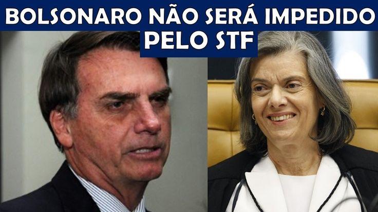 Não! Bolsonaro não será impedido de ser candidato a presidência. Flavio ...