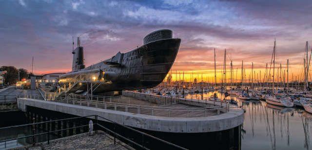 HMS ALLIANCE  GOSPORT