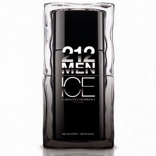 All about the Fragrance Reviews  : Review: Carolina Herrera – 212 Men Ice