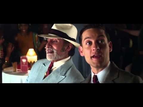 The Great Gatsby Trailer - Leonardo DiCaprio, Tobey Maguire, Carey Mulligan - Release Date 5-10-2013