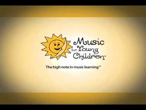 Music for Young Children - I participated in this program as a child, and I can't wait to enroll my own children...