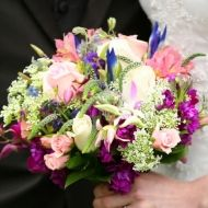 Only for Him Bridal Bouquet - Only for Him Bridal Bouquet > View Full-Size Im... | Bouquet, Only, Him, Purchased, Aud | Bunches