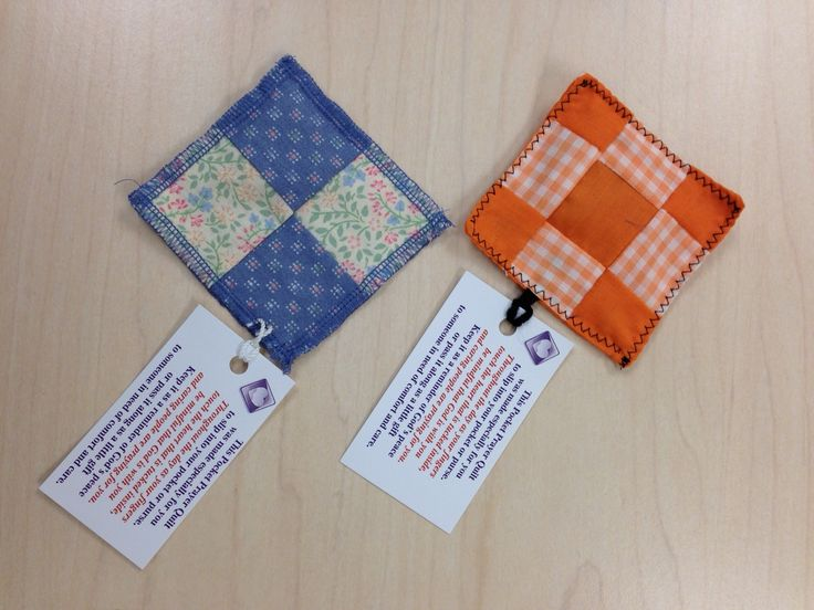 Pocket Prayer Quilts Lexington, Kentucky (KY) - KentuckyOne Health