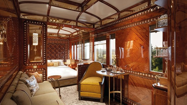 New Grand Suites on Venice Simplon-Orient-Express Debut March 2018 | Luxury Travel Advisor