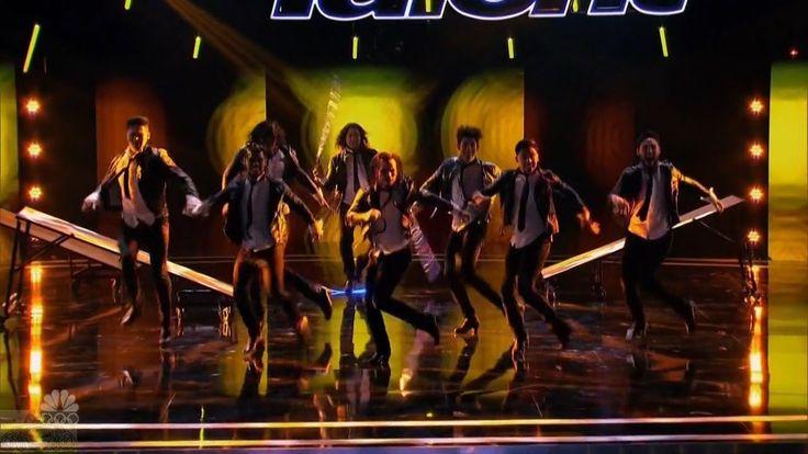 America's Got Talent 2016 Malevo Argentinian Gauchos Full Judge Cuts Cli...