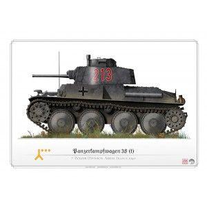 Panzerkampfwagen 38 KP-034