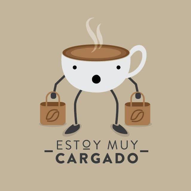 Para todos aquellos que necesitan un café bien cargado para iniciar el día.  ¡Buenos días!