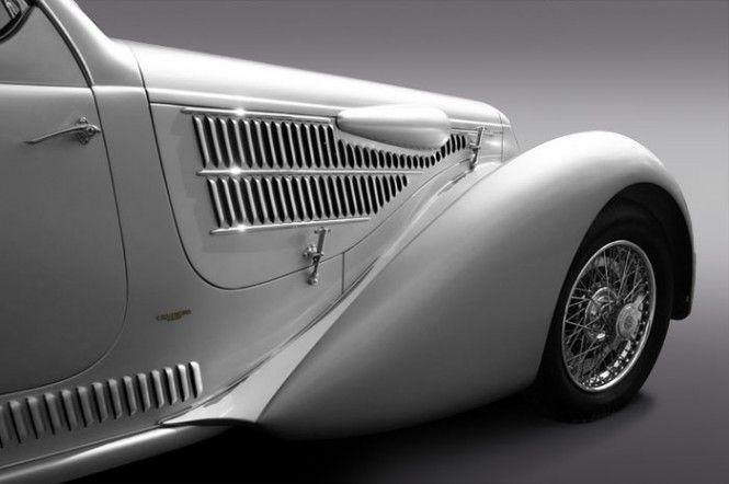 Roman culture and the Lancia Astura Aerodinamica 233C   Italian Ways