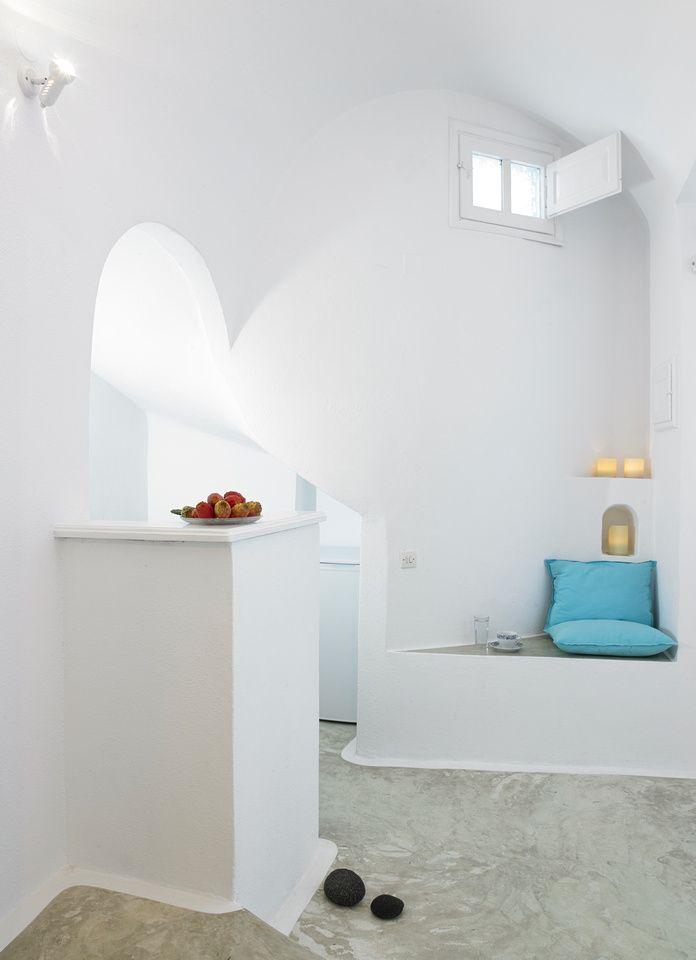 Altana hotel imerovigli santorini interior styling by for Interior stylist rates