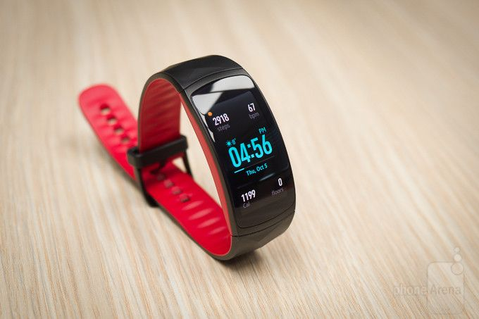 Samsung Gear Fit 2 Pro Review Samsung Gear Fit 2 Samsung Gear Fit Fitness Tracker Reviews