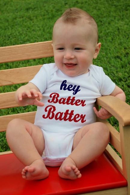 Adorable onesie for the baseball fansBasebal Fans, Basebal Baby, Future Baby, Baseball Baby, Thanksgiving Onesies, Baby Bodysuit, Adorable Onesies, Baby Shower, Baby Stuff