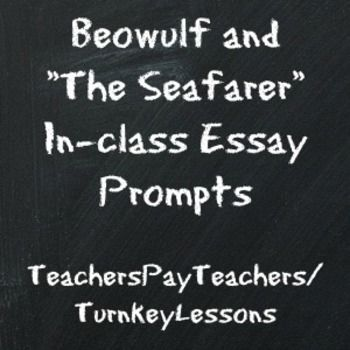 Comparison and Contrast Essay On Beowulf