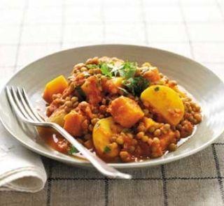 Yummy lentils