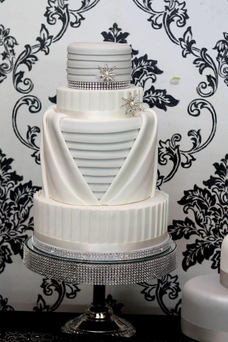 Art Deco Cake Slice : 17 Best images about Cake inspiration on Pinterest ...
