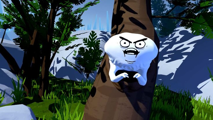 What's better than Justin Roiland making a VR game? Justin Roiland making a VR…