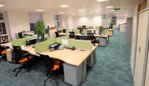 RAP Interiors Blog | Office refurbishment | Office Fit out | Office Partitions - Mitsubishi Power systems office refurb