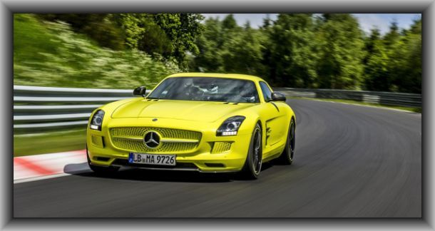 2015 Mercedes SLS AMG Electric Drive Price and Release Date
