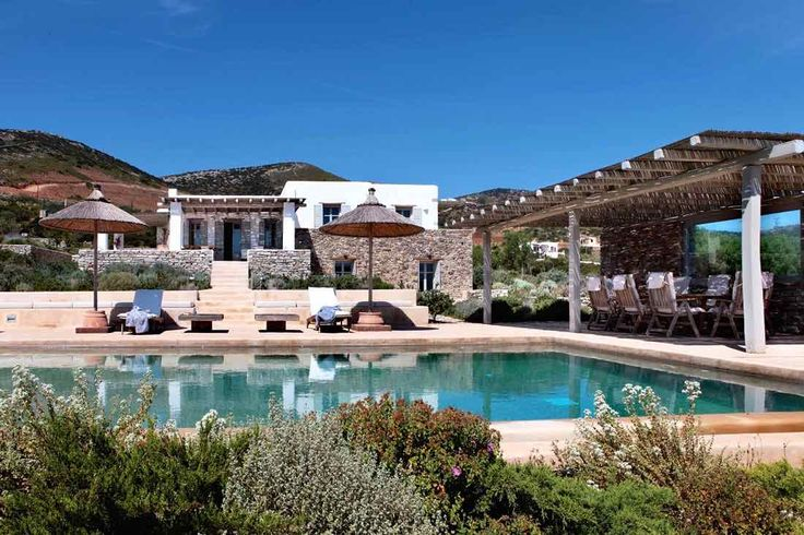 Villa Coral - Unforgettable Vacations at This Luxury Villa to Rent in Antiparos, Greece