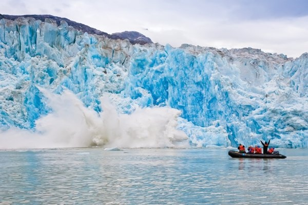 Outdoor adventures on the Lindblad Expeditions cruise in Alaska. (Photo: Lindbladt Expeditions)