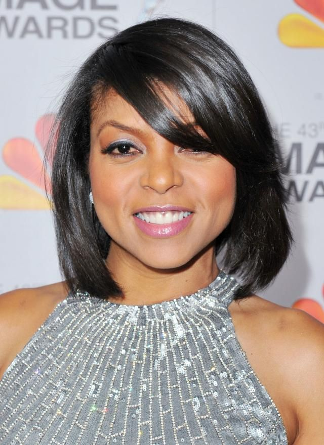 This is an extremely versatile haircut. You can wear it straight and flat-ironed and it's great for wash-and-go girls because it air dries well. And even if you don't have natural waves, you can create them.  For a more modern bob, make sure the back of the cut is shorter than the front and the ends have texture and are wispy. Texture and an angle add interest to what can be an otherwise boring style.