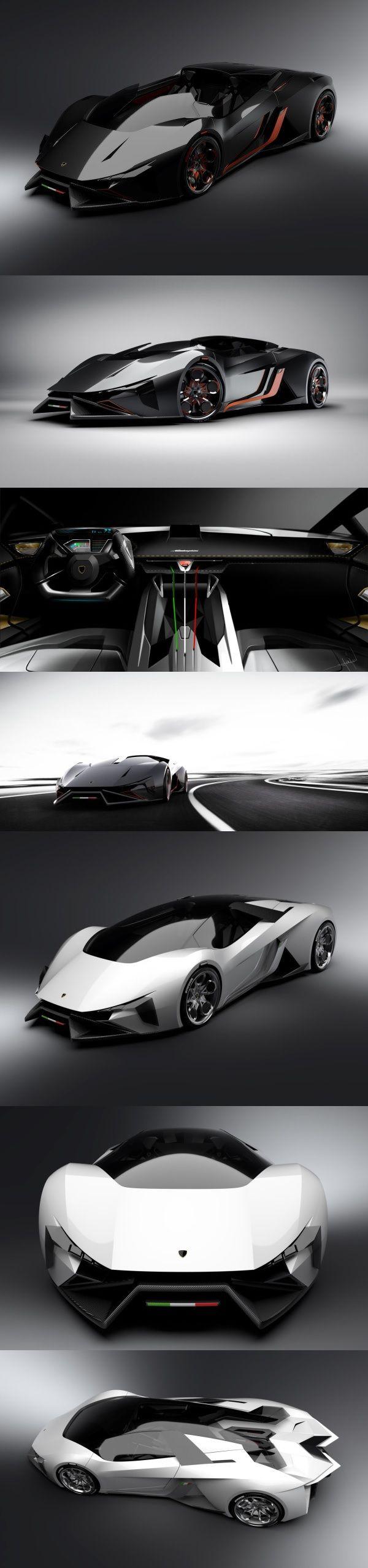 Lamborghini Diamante 2023 – Thomas Granjard Concept