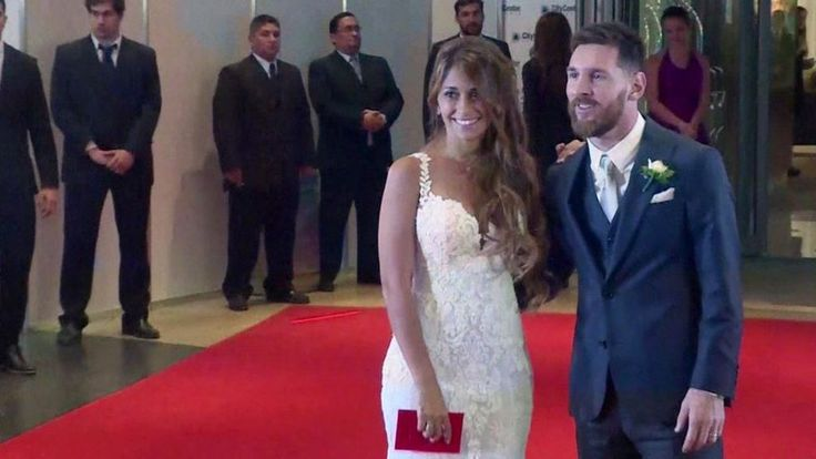 Why football's biggest stars were in Argentina.  Source link... - #Knot, #Lionel, #Messi, #Ties, #World_News