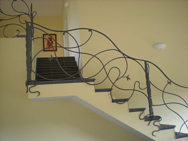 M s de 1000 ideas sobre barandillas de hierro en pinterest - Barandillas de forja ...