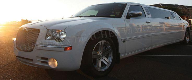 Newcastle limousines - Chrysler 300C