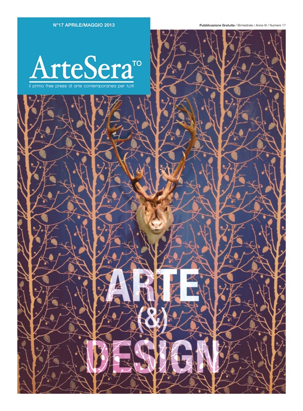 ArteSera n°17 ARTE(&)DESIGN http://www.artesera.it/index.php/archiv