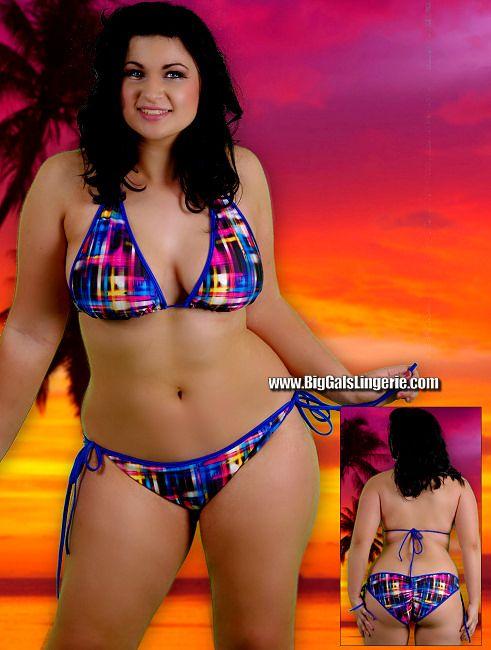 how to make a scrunch bum bikini