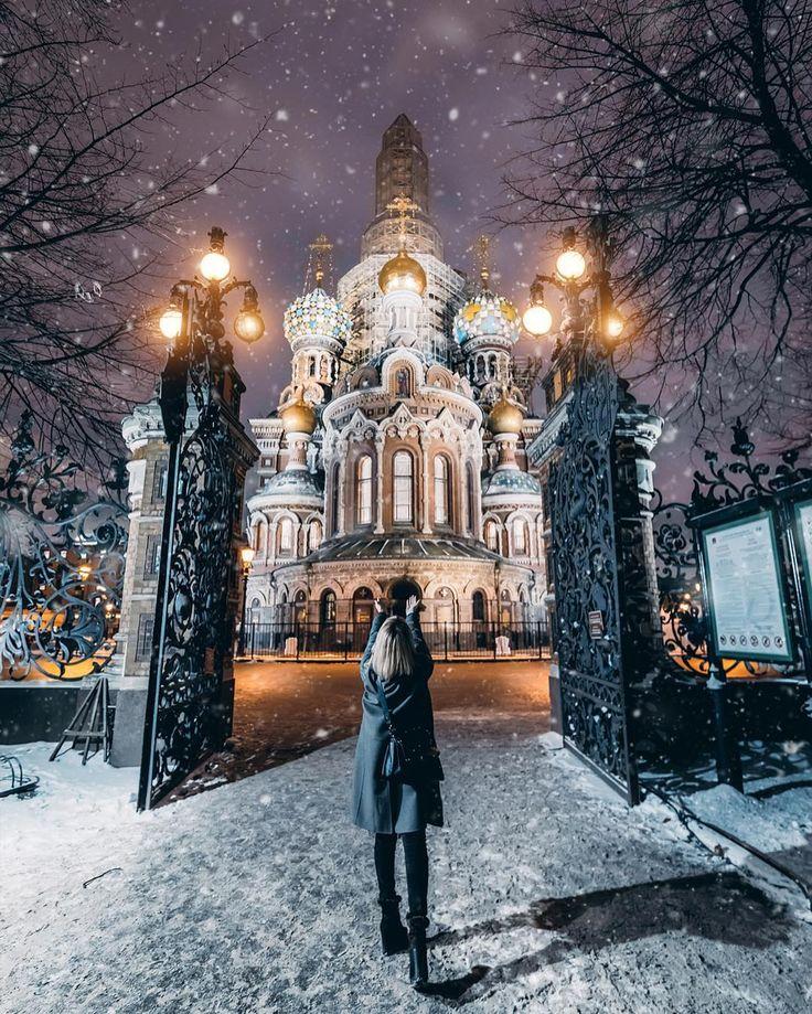 красивое место для фото зимой в спб шлюха, уверен