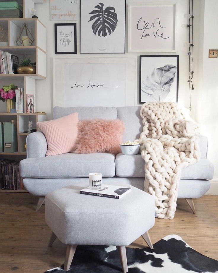 "1,450 Likes, 45 Comments - Lust Living (@lustliving) on Instagram: ""MY PINK VELVET SOFA IS BEING DELIVERED A WEEK TODAY! I'm not excited at all so here's a photo of…"""