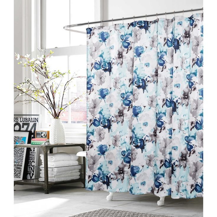 36 best Bamboo Shower Curtain images on Pinterest   Bathroom ...