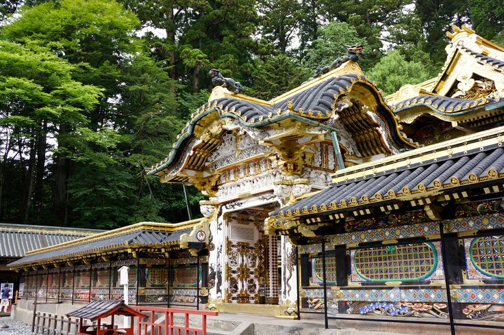Shrines and Temples of Nikko(日光の社寺)/ Tochigi(栃木)