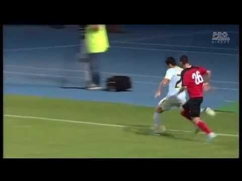 Federico Piovaccari Goal Vardar Skopje vs. Steaua Bucuresti (1:2)