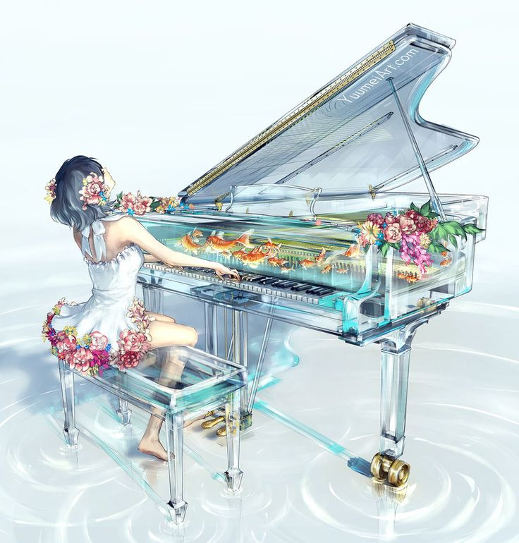 My Inner Sanctuary by yuumei.deviantart.com on @DeviantArt