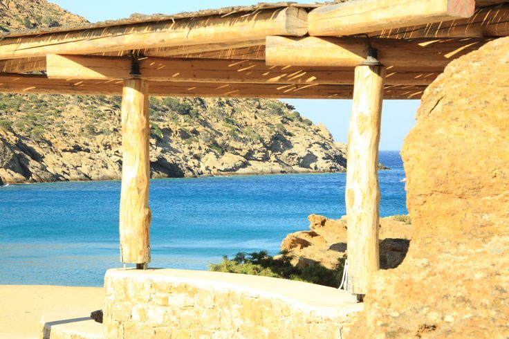 Papas Beach, Ios Island, Cyclades GReece