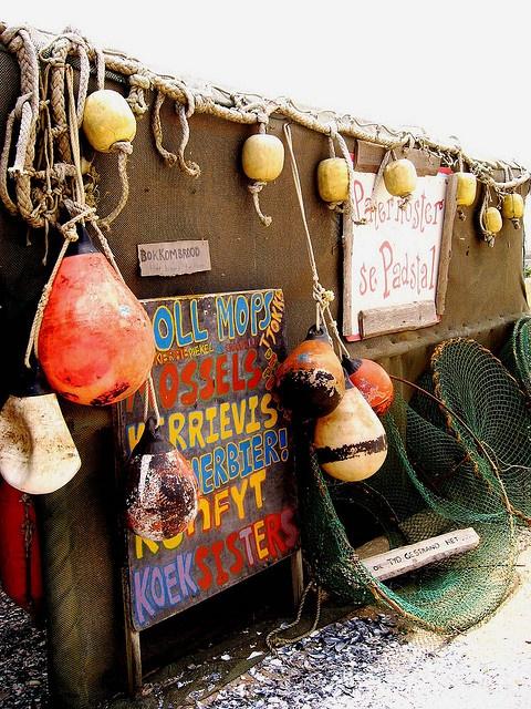 the bokkom shop - paternoster
