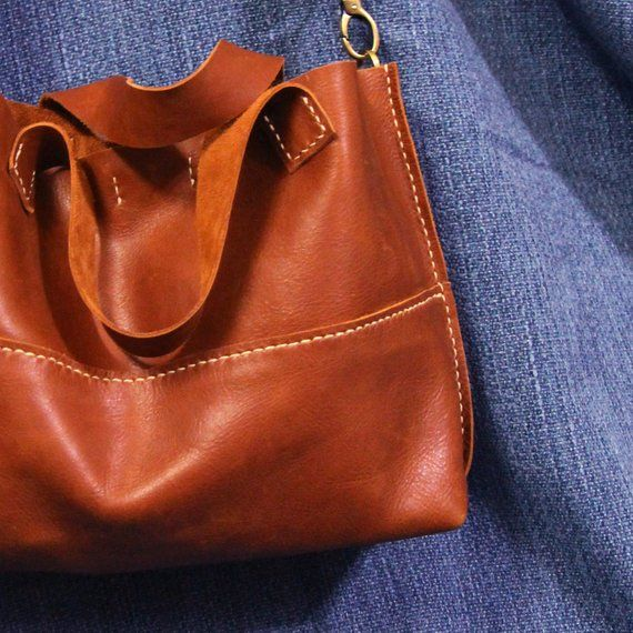 Boho Purse Large size Vintage Leather Fringe Purse Leather Purse Crossbody Light Brown Leather Tote Leather Tote Bags for women .