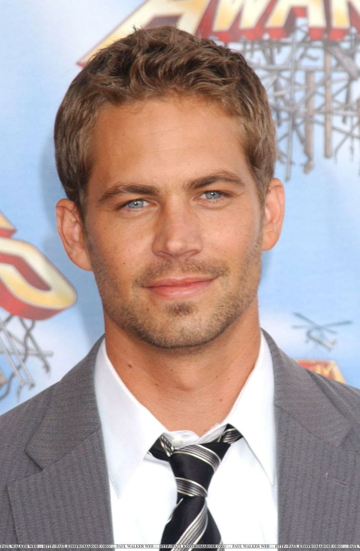 Paul Walker; never takes a bad picture