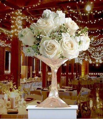 flowers wedding centerpiece