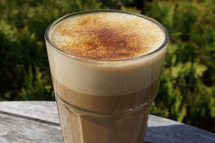 Paleokaffe med lakrits och ingefära