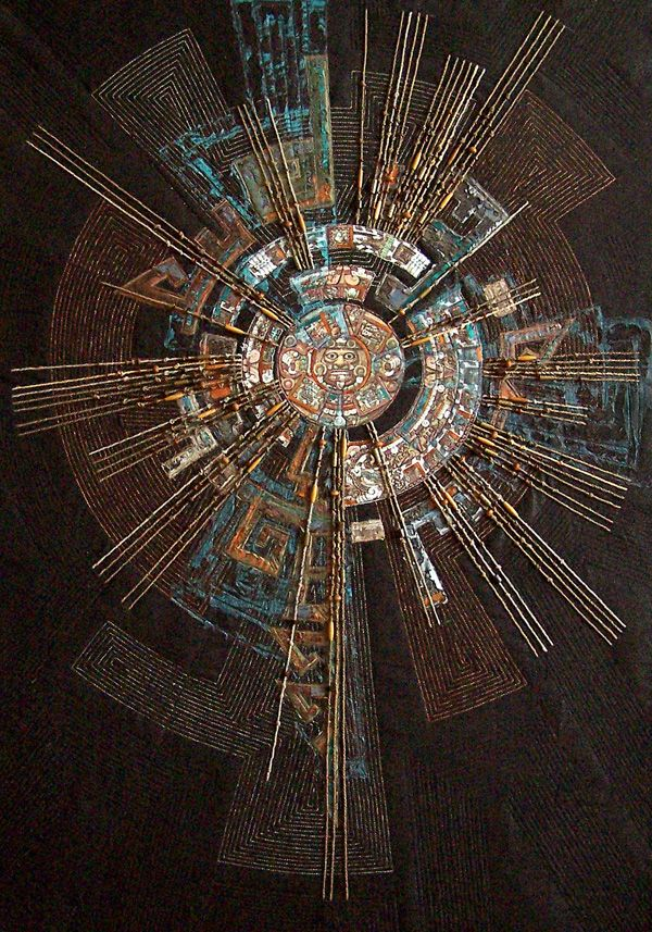 Milena Radeva | Toronto, Ontario, Canada | Weekly Artist Fibre Interviews | Fibre Art | International | Canadian | World of Threads Festival...