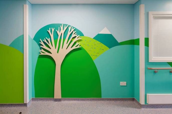 Vital Arts transforms Royal London Children's Hospital - Creative Review