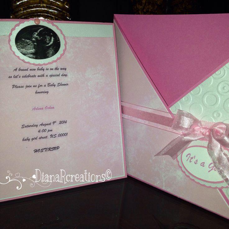 boy baby shower invitations australia%0A Cute handmade baby shower invitation