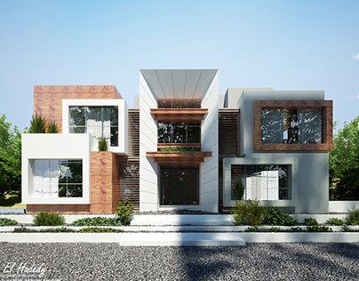 31 best Modern House images on Pinterest | Modern houses ...