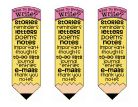 cute free pencil to download and print- going to put this on my new writing bulletin board!
