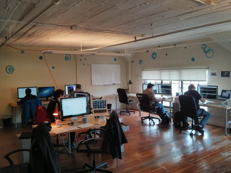 Syntellia Startup Offices   Novo Escritório   Pinterest   Garage Office And  Startup Office