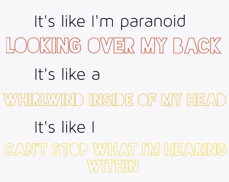 Linkin Park, Papercut lyrics. by: ♡ Wιктoяια ♡ (@vickypasko)